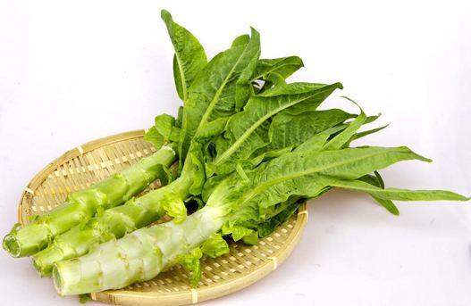 莴笋、竹笋、芦笋功效大 经常食用能护肝