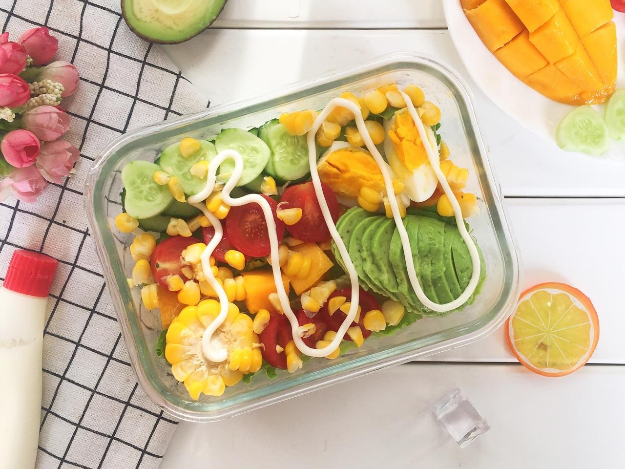 你家的餐桌上,蔬菜水果有多少?