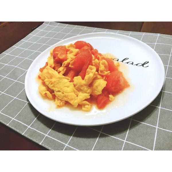 红黄搭:番茄炒蛋不该油汪汪