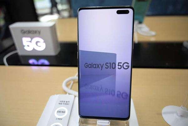 韩国三星5G手机在美国上市 仅个别地区能使用