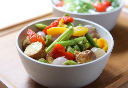食素饮食有技巧 长期吃素当心早衰
