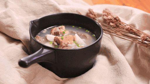初夏时节,三豆沙葛排骨汤美味又滋养