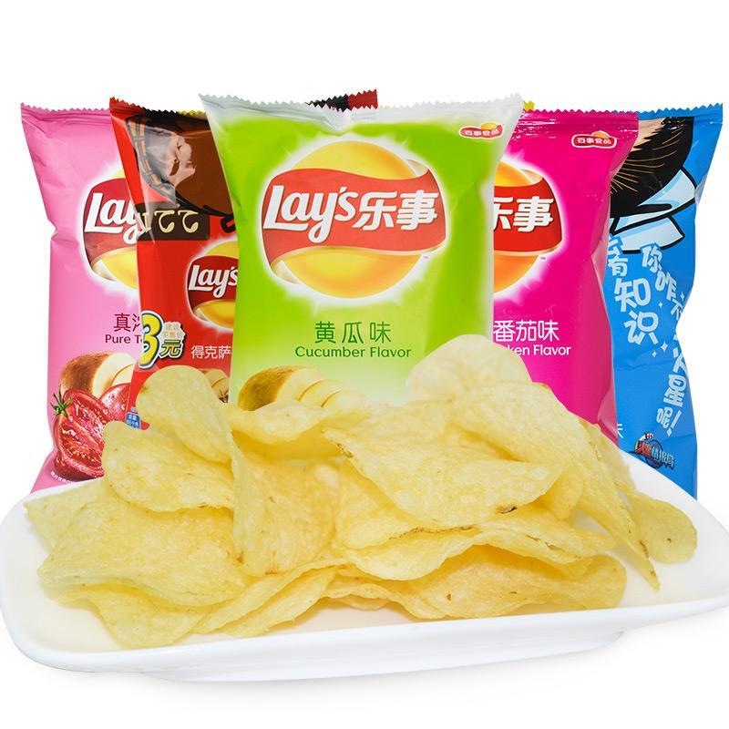 百事公司在德阳投建乐事薯片新工厂