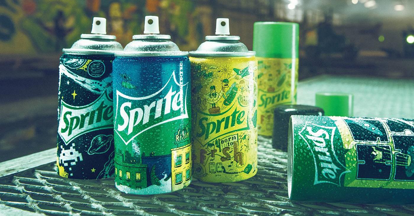 为更易回收 助力环保 雪碧将标志性绿瓶改成全透明
