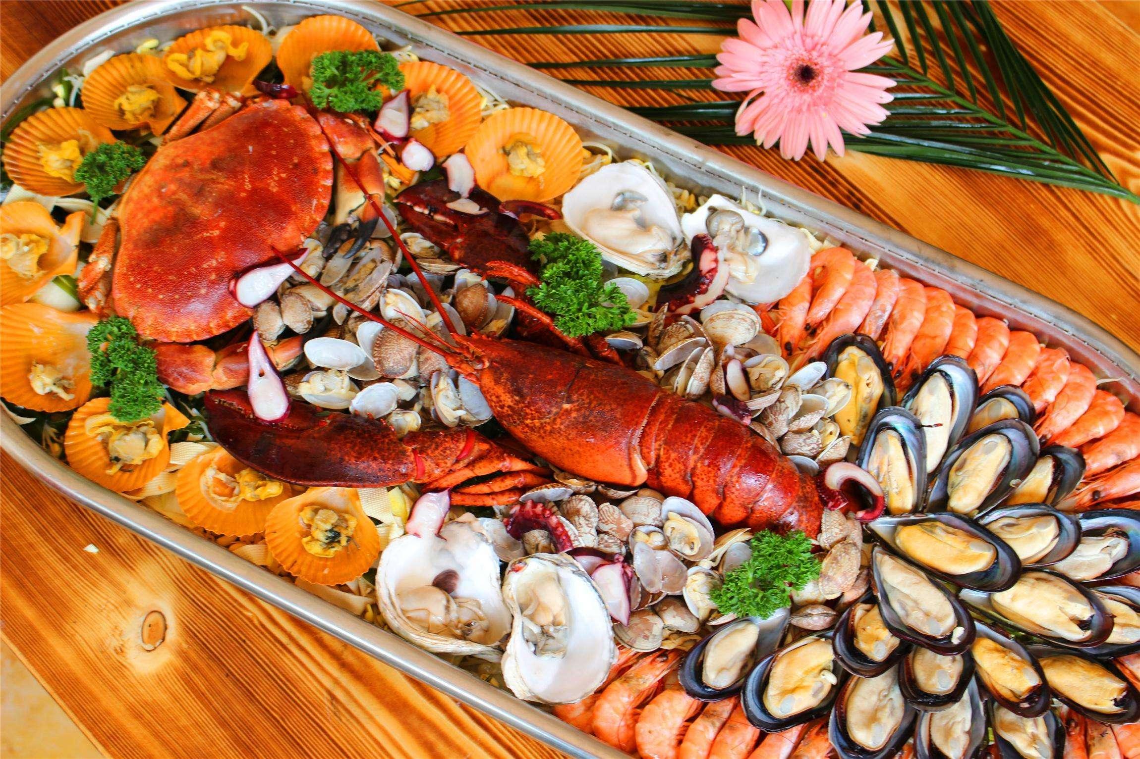 教你怎么吃海鲜选海鲜