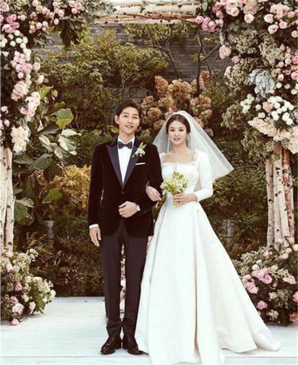 宋慧喬宋仲基提出離婚 結婚僅兩年