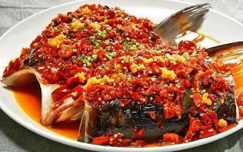 剁椒鱼头菜谱