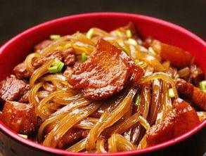 家常菜:猪肉炖粉条