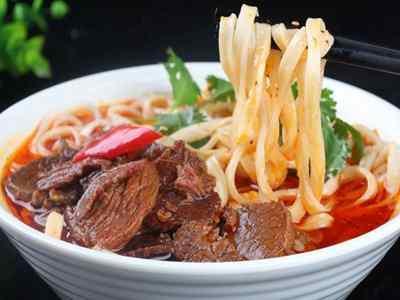 云南美食:哨子面