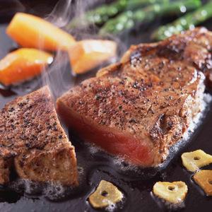 生煎牛排、纸醉金迷、香煎荠菜卷菜食谱分享
