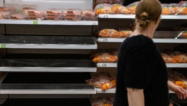 英国最近几周天然气价格飙升 供应链带来食品短缺等问题
